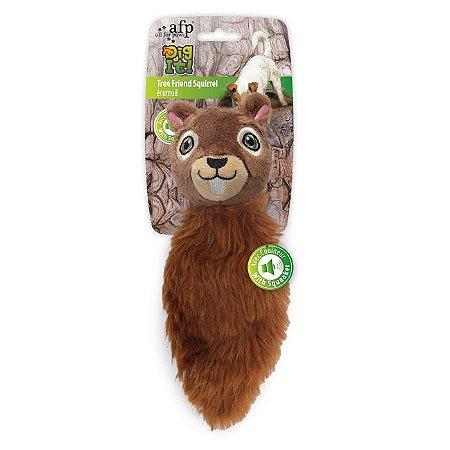 Brinquedo Pelúcia Afp Esquilo Para Cachorro - Dig It
