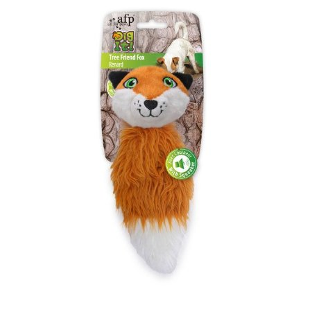 Brinquedo Pelúcia Afp Raposa Para Cachorro - Dig It