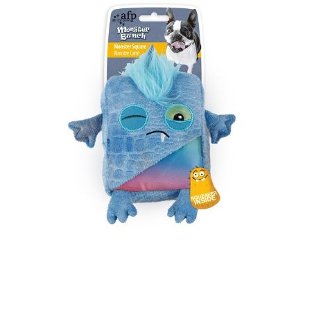 Brinquedo Pelúcia Afp Esponja Monstro Para Cachorro - Monster Bunch