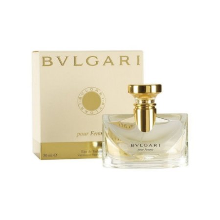 Perfume Feminino Bvlgari Pour Femme 50ml