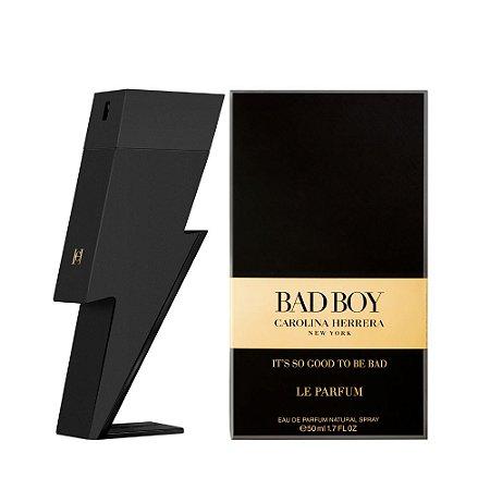 Perfume Bad Boy Carolina Herrera Eau de Parfum - 100ml