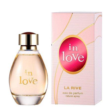 Perfume Feminino In Love La Rive Eau de Parfum 90ml