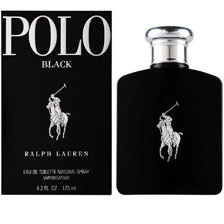 Polo Black Ralph Lauren - Eau de Toilette Masc 125ml