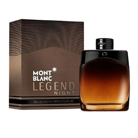 Perfume Montblanc Legend Night Masc EDP 100 ML Eau De Parfum