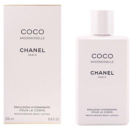 Perfume Coco Mademoiselle  Emulsão Hidratante Corporal