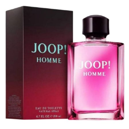 Perfume Joop! Homme - 200ml - Masculino - Eau de Toilette