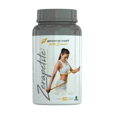 Zerapetite - 60 cápsulas - Bodyaction