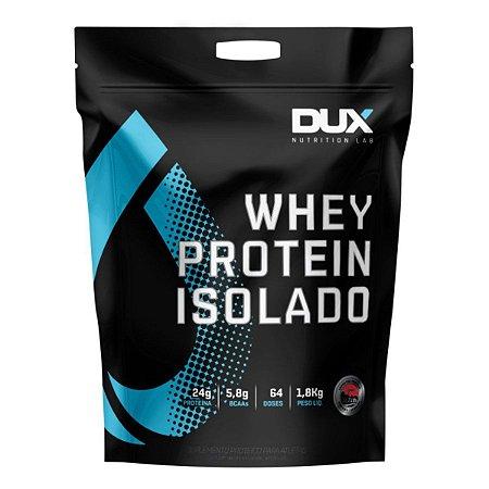 Whey Isolado Dux Nutrition 1800g Chocolate