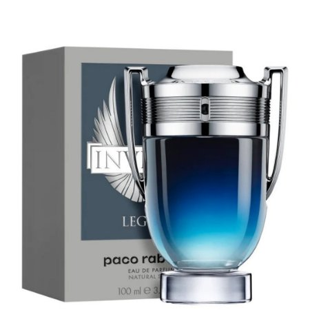 Perfume Paco Rabanne Invictus Legend Eau De Toilette Masculino 100Ml