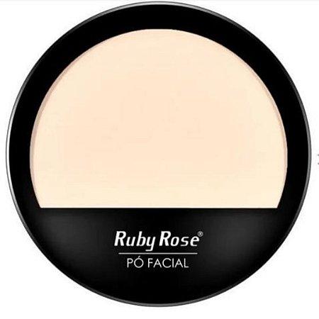 Pó Compacto Ruby Rose Tom 24