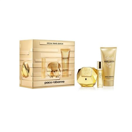 Perfume Paco Rabanne Lady Million Kit 80ML - Eau De Toilette