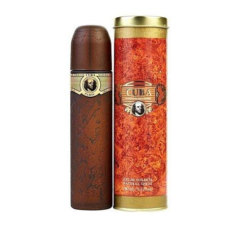 Perfume Cuba Original Gold For Man 100Ml
