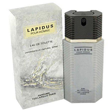 Perfume Lapidus Pour Homme Eau De Toilette Masculino 100Ml