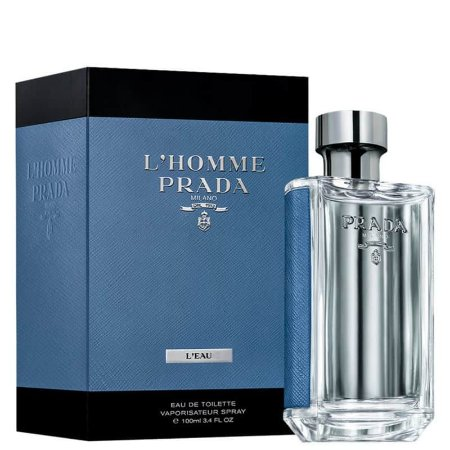 Perfume Masculino L'Homme L'Eau Prada Edt 100ml