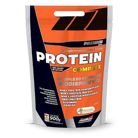 Protein Complex 900g Stand Pouche - New Millen - Baunilha
