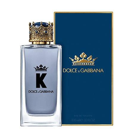 Perfume Masculino Dolce Gabbana K Eau de Toilette 100ml