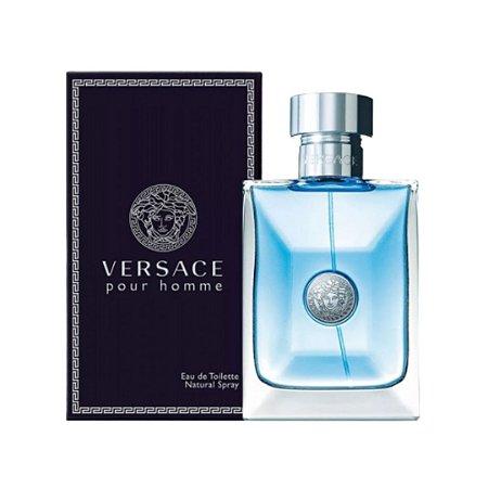 Perfume Masculino Versace Pour Homme Eau de Toilette 100ml