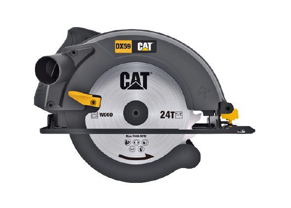 CAT SERRA CIRCULAR 185 MM DX 59