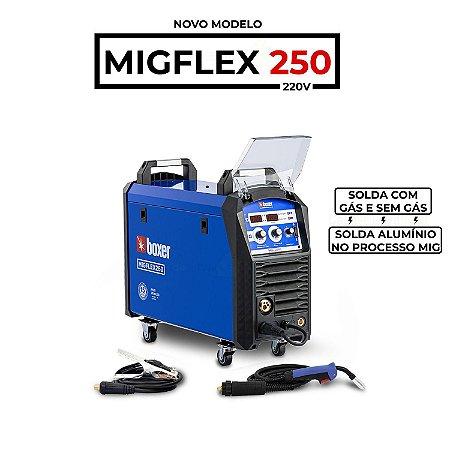 MIGFLEX250 - Multi-processo 220V Boxer