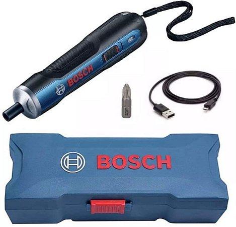 Parafusadeira Bosch Go 3.6V Versao KIT