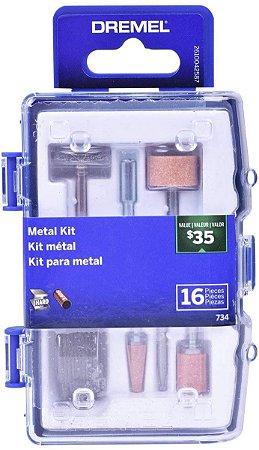 Kit Para Metal 16 ACCs