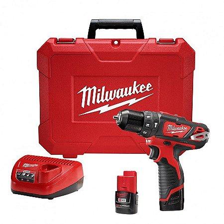 Parafusadeira de Impacto Milwaukee 2408-259