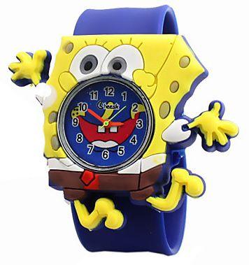 Relógio Infantil - Bob esponja