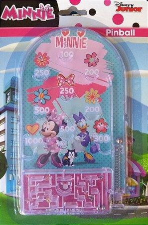 Jogo De Pinball Mini - Minnie - Disney