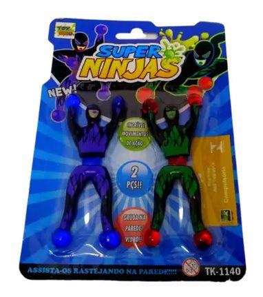 Bonecos Super Ninja