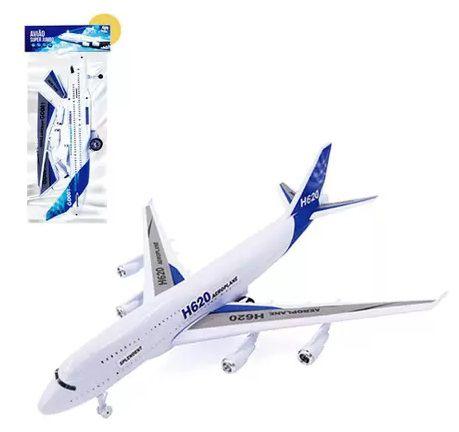 Avião Miniatura Boing H-620