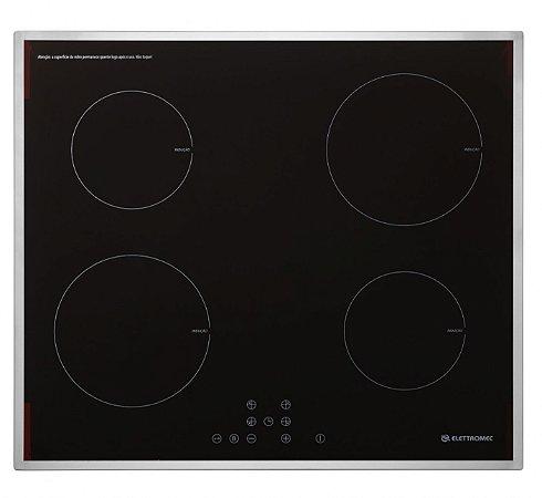 Cooktop de  indução 60cm 220V Elettromec