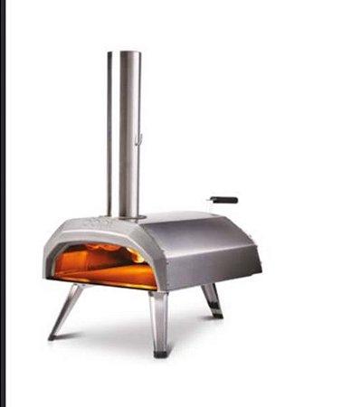 Forno de Pizza a Lenha  ou carvão ONNi Karu
