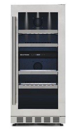 Adega 31 Garrafas Dual Zone Built-in ELETTROMEC
