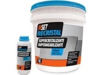 BAUTECH - RECRISTAL Supercristalizante Impermeabilizante