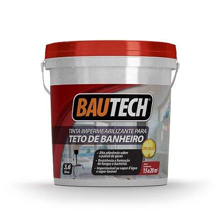 BAUTECH - Tinta Impermeabilizante para Teto de Banheiro