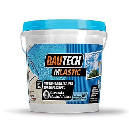 BAUTECH - MLASTIC Impermeabilizante Super Flexível
