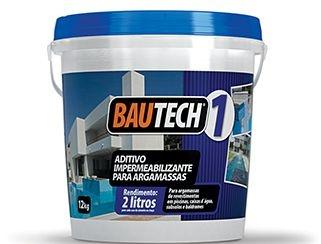 BAUTECH 1 - Aditivo Impermeabilizante para Argamassas