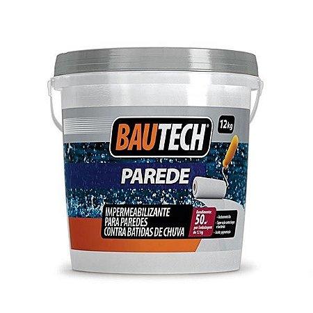 BAUTECH -  Impermeabilizante para Paredes Contra Batidas de Chuva