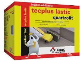 WEBER QUARTZOLIT - TecPlus Lastic