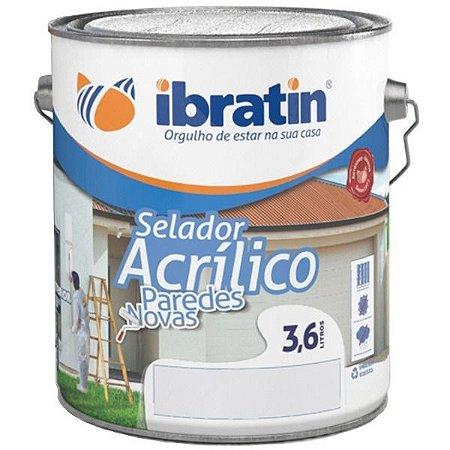 IBRATIN - Selador Acrílico Paredes