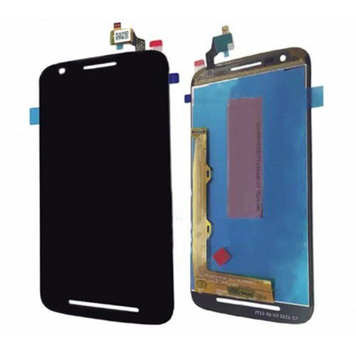 Display completo Moto E3 power XT1706 preto