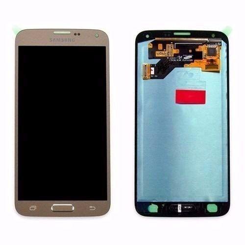 Display c/touch completo SM-J200 Galaxy J2 dourado