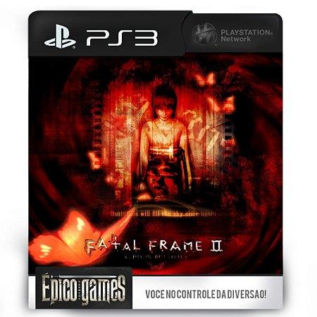 Fatal Frame II Crimson Butterfly - PS3 - Midia Digital