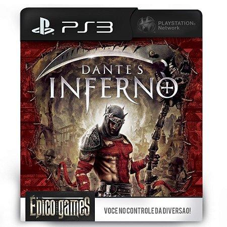 Dante's Inferno Ultimate Edition - PS3 - Midia Digital