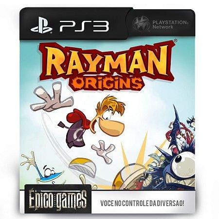 Rayman Origins - PS3 - Midia Digital