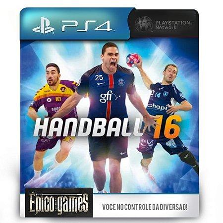 Handball 16 - PS4 - Midia Digital