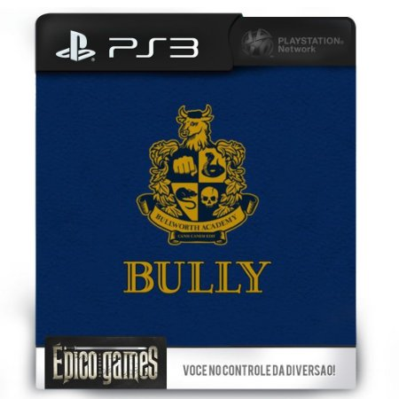Bully - PS3 - Midia Digital