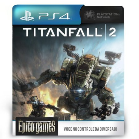 Titanfall 2 - PS4 - Midia Digital