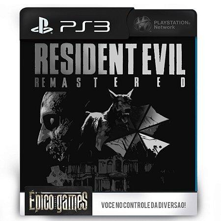 Resident Evil HD Remastered - PS3 - Midia Digital