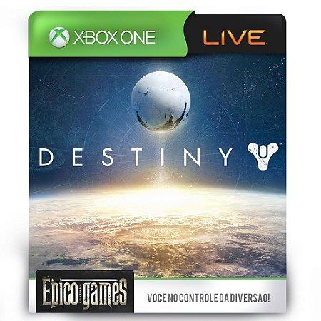 Destiny - Xbox One - Midia Digital